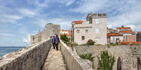 Walking the Walls of Dubrovnik by Christian Del Rosario
