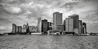 Downtown NYC by Christian Del Rosario