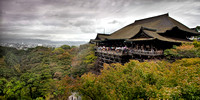 Kiyomizu-Dera Temple in Kyoto by Christian Del Rosario