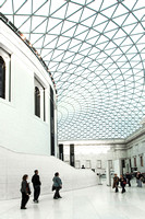 British Museum in London by Christian Del Rosario