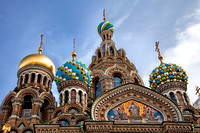 church of the spilled blood - st. petersburg, russia